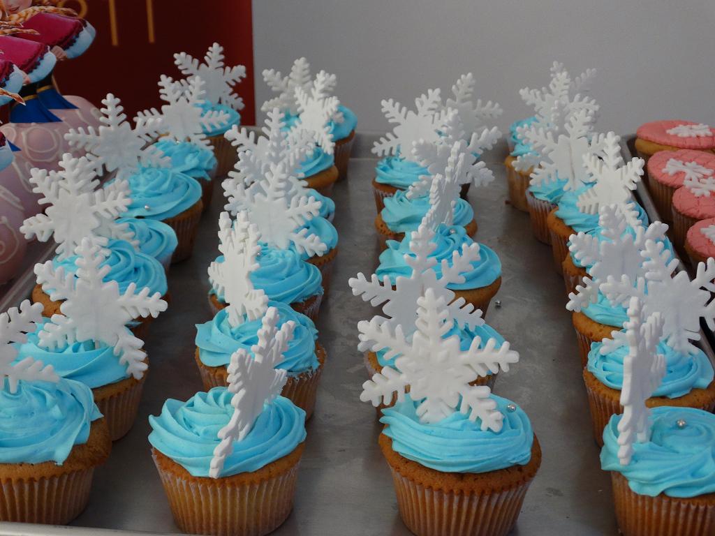 cupcakes de neve re