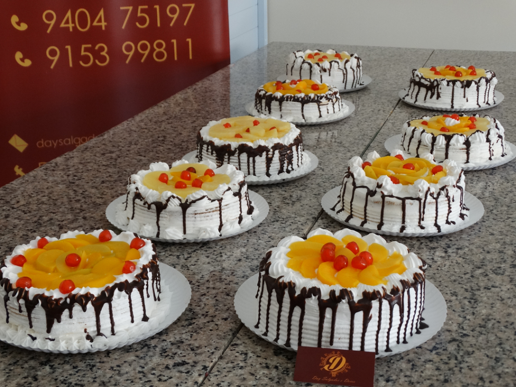 tortas, site
