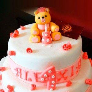 Curso De Decoração De Bolos  (CAKE DESIGNER )
