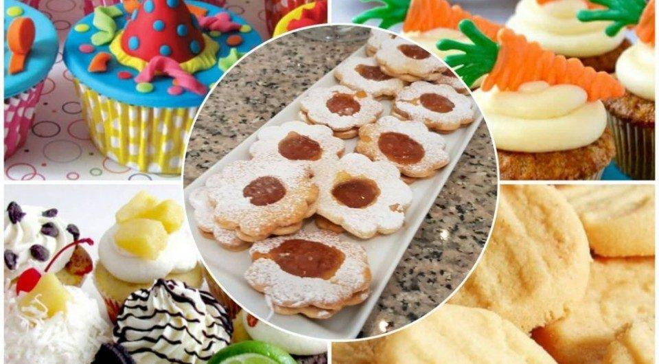workshop de cupcakes e biscoitos