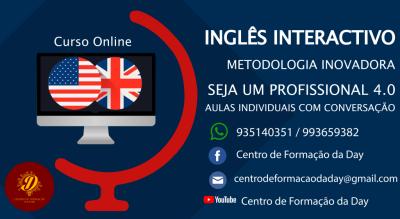 CURSO DE INGLÊS INTERACTIVO!!! SEJA UM PROFISSIONAL 4.0
